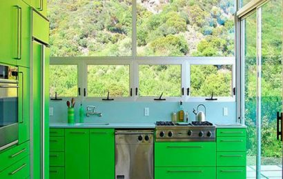 Use Colors to Give Your Kitchen a Fresh and New Look