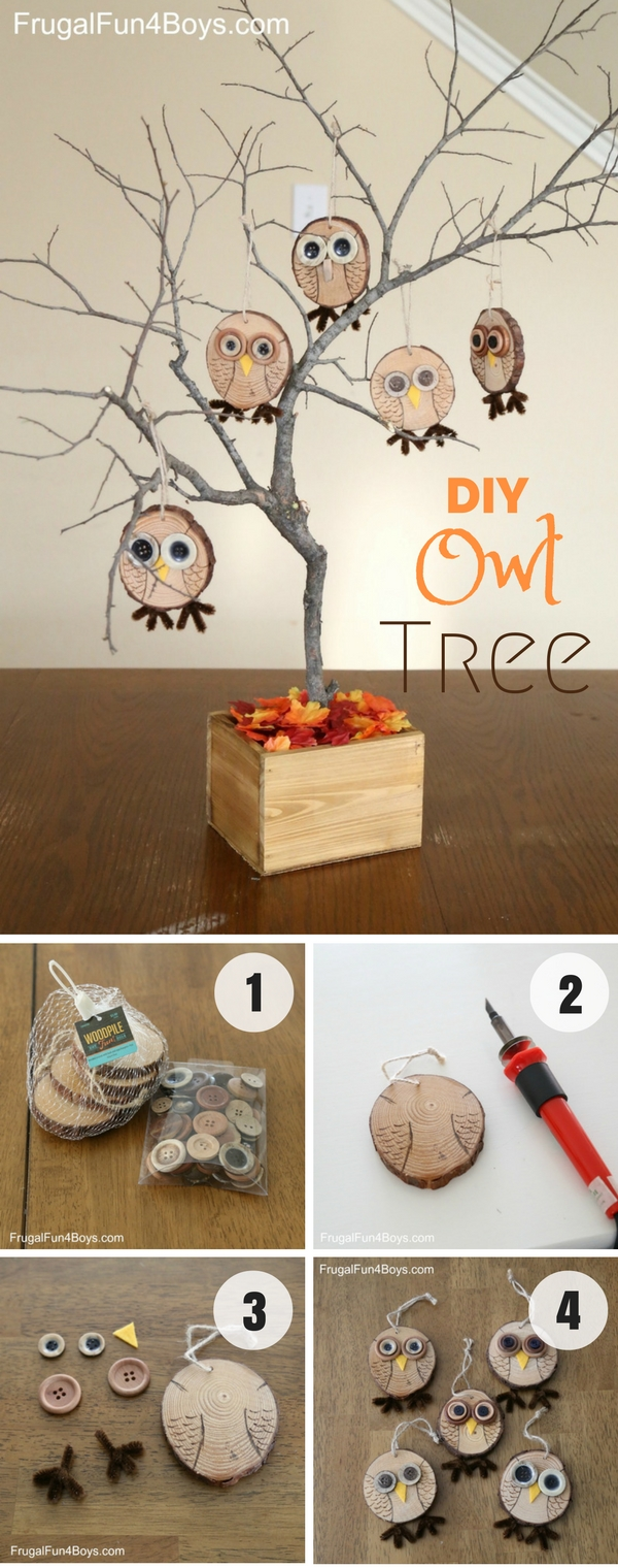 7 DIY Fall Decor Ideas Using Nature