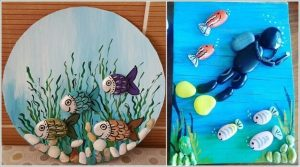 Painted-Stone-Crafts-undersea