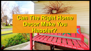 happiness and decor