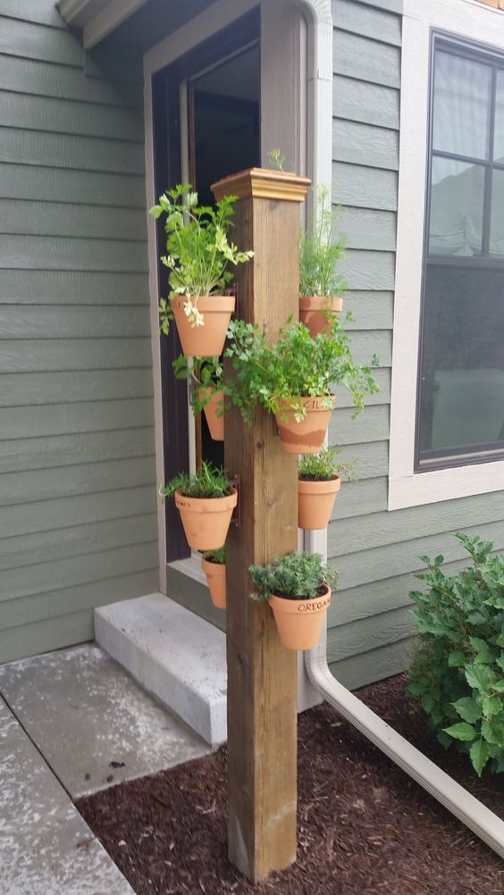 Here Are 7 Gorgeous Vertical Plant Hanger Ideas Diy Home