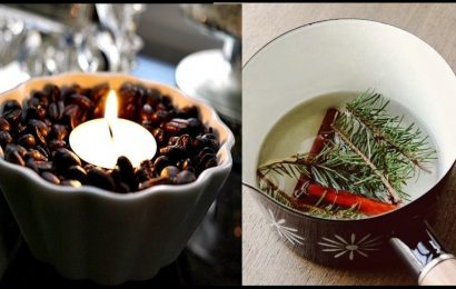 21 Ways To Make Your House Smell Wonderful