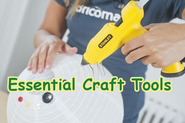 essential_craft_tools