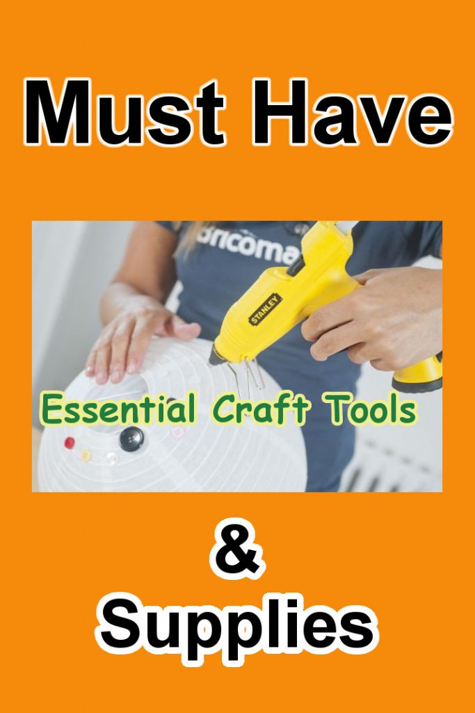 Essential Craft Tools