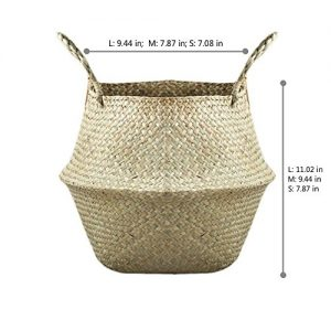 Seagrass basket1