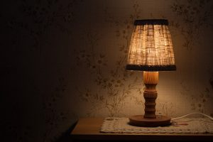 decorating tips table lamp