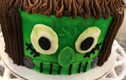 Decorating ideas for your Halloween cakes and cupcakes