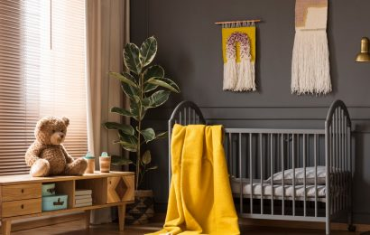 23 Rustic Baby Nursery Ideas You'll Want To Steal For The Rest Of The House