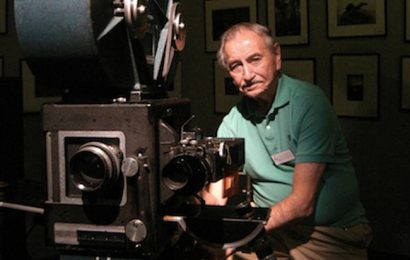 Wisdom: Sol Negrin on Teaching Cinematography