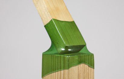 Wood-Joining Using Plastic Bottles