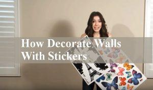 Wall Sticker Decoration