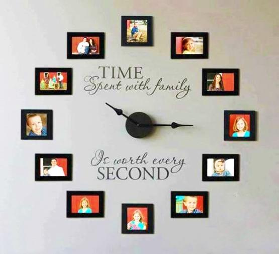 7 Creative Ideas Decorating with Photographs