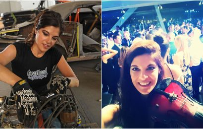 15 Little-Known Details About Rachel De Barros Of All Girls Garage