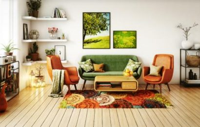 Home Décor: 7 wall décor ideas to give your room a vibrant touch