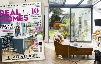 A message from Real Homes magazine