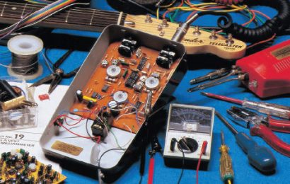 """When Exactly Did """"Boutique Pedals"""" Become a Thing?"""