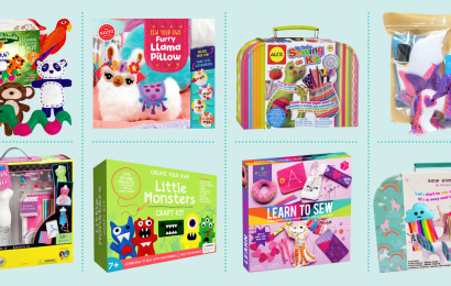 12 Best Sewing Kits for Kids 2020